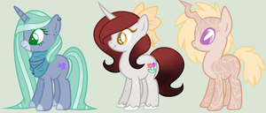 Pony Adopts - Open by C-C-C-CROWN