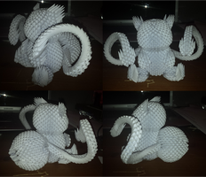 Bulbasaur WIP/Prototype by UNSJN