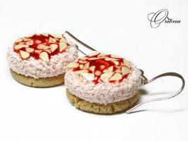Strawberry cookies 4 by OrionaJewelry