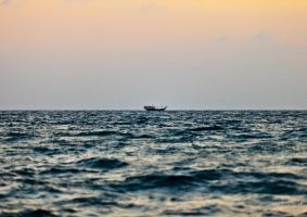 Fishing Boat by mhmalali