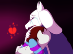 Undertale: Forgive Me, Child by CoolFireBird