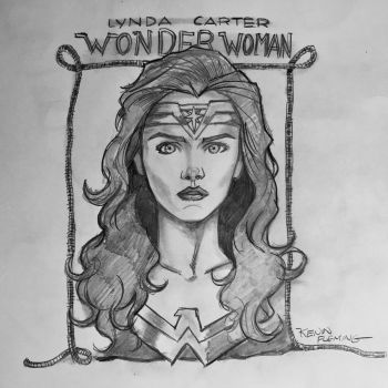 Wonder Woman - Lynda Carter by kennf11