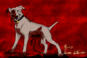 Zombie dog 2009 by nagowteena101