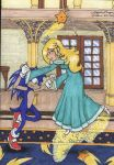 Sonic and Rosalina Commission by AngelicDragonElf