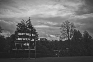 no miracles by BarbiesWorld
