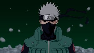 Kakashi by Fanklor