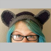 Slouchy Beanie Ears by Soleil-Radieux