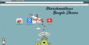 Marshmallows Theme by ClariTutos