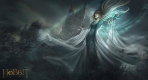 Wrath Of Galadriel by ZyrexTheZ