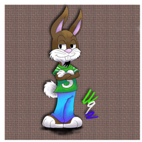 Request: It's Rocky Bunny! by Waver92