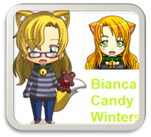 Bianca Candy Winters say Hi! by LovelyDreamer3192012