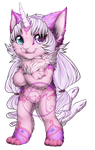 .:FURVILLA: Chimary by BritishMindslave