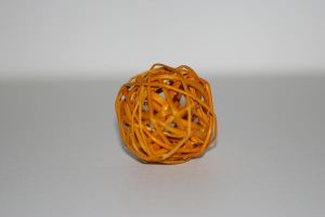 Deco Straw Ball II by expression-stock