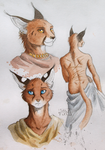 Concept - Even more kitties. by 0laffson