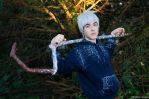 Jack Frost - Rise of the Guardians by Nalyth