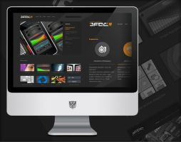 Site Web WordPress JFDC v.III by JFDC