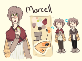 Marcell Ref by square-root