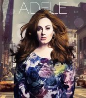 Adele by justaghoost