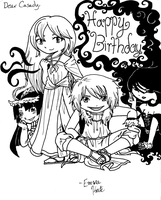 Happy Birthday Casady! by death-g-reaper