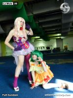 Sheryl nome and ranka lee by ivisama