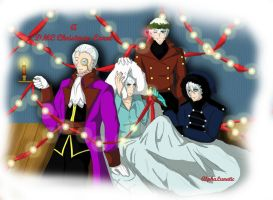 A DMC Christmas Carol by AlphaLunatic