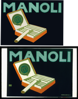 Manoli - First Time Working in Illustrator with by Andrea-Perry