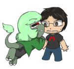 MadnessXMarkiplier by Chaos55t