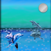 Dolphin World Tag by Sunnemo1