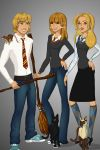 Bill's Weasleys by poppyw57