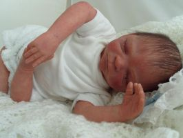 reborn doll I made by AngieAnime