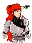 Knightpyrrha01 by Jo3mm