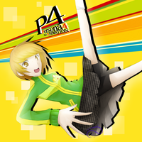 Satonaka Chie by PoisonicPen