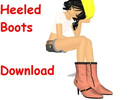 Heeled Boots DOWNLOAD by RiSama