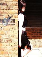 Tifa advent children by Lightninglouise