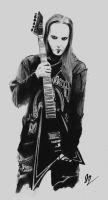 Alexi Laiho by jmardesigns