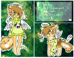 | Reira Reference Sheet 2014 | by snickIett