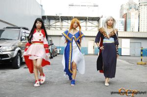 AMG: Goddesses and the City by mistressBLACK