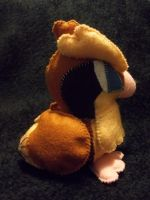 Pidgey Plush by NerdLass
