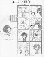 4koma- Victory by ItaLuv