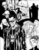 blade II inked by thenota