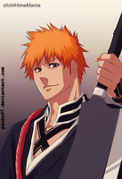 Bleach 460 ichigo cover by One67