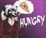 TWILLIGHT MOOD BADGE 5 HUNGRY by ASKABANIUM