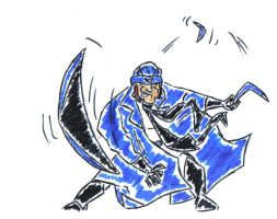 Captain Boomerang by ImperiousRix