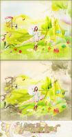 Yoona in wonderland by ryeddh20