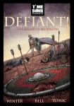 Defiant Cover by VoidExperiment