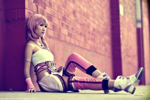 FF13-2: A Small Break by the-sushi-monster
