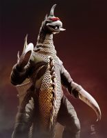 GIGAN collaboration with Digiwip by dopepope