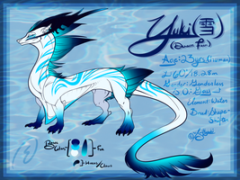 Dragon Yuki Ref 2013 by swiftyuki