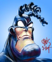 The Tick! by chrismoet