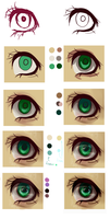 [step by step] -- eye could have sworn by eggIett